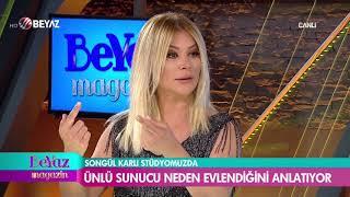 Songül Karlı'dan bomba itiraf: Rating için evlendim!