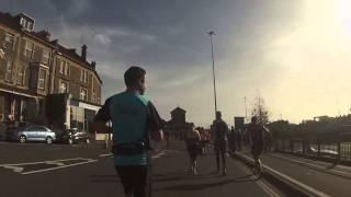 Bristol to Bath marathon