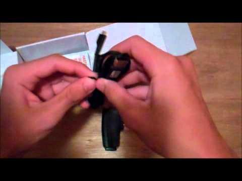 Cell phone unboxing (samsung SCH-u370)