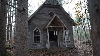 Mysterious House In Woods ( Freaky Drawings )