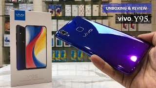 Vivo Y95 Unboxing Review and Price