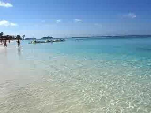 grand cayman island 7 seven mile beach youtube