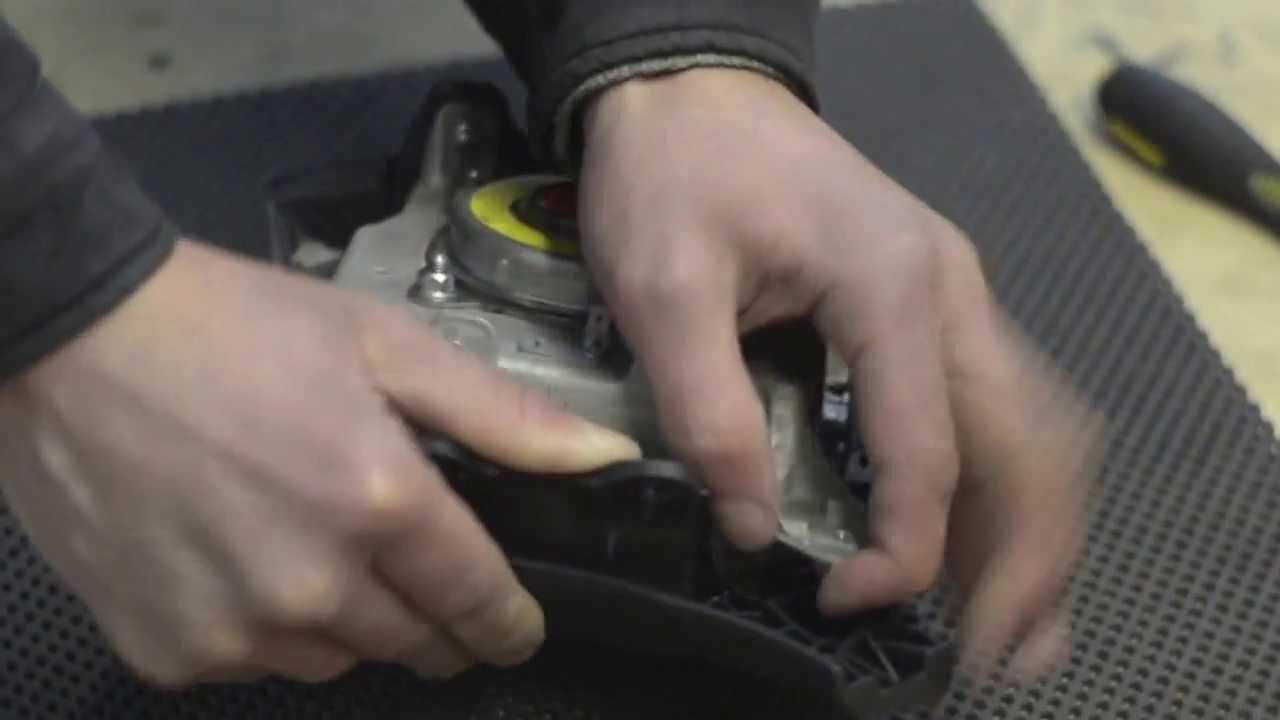 Ремонт airbag своими руками фото 387