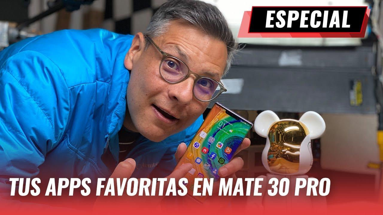 Photo of HUAWEI Mate 30 Pro llega a México, ¿cómo pasar tus apps (Facebook, Instagram y WhatsApp incluidas)? – هواوي