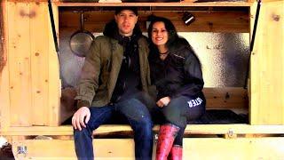 Life After Brain Cancer. Let's Talk.  / Log Cabin Update- Ep 11.11