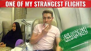 Review: Saudi Arabian Airlines Boeing 777 Long Haul Business Class to Jakarta