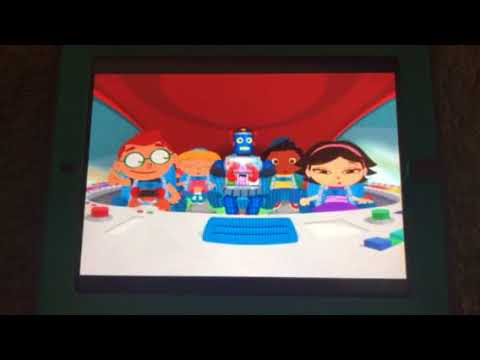 Little Einsteins The Music Robot From Outer Space (Art Scene)