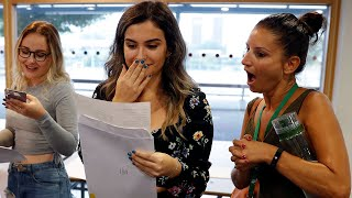 video: Teachers accused of submitting 'implausibly high' predicted grades as A-level results row grows