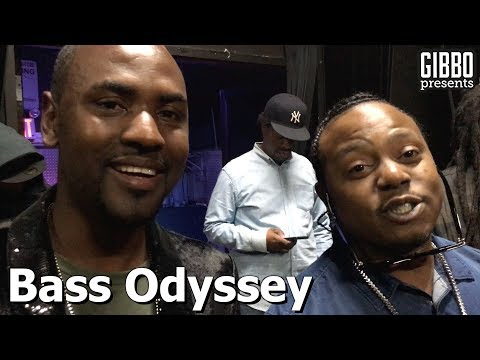 Bass Odyssey Talk LP International Victory