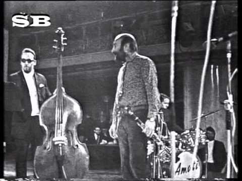 Sandy Brown cl a Bromova rytmika v Praze 1968