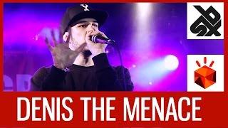 DENIS THE MENACE (SUISSE)  |  Grand Beatbox Battle 2015 |  SHOW Battle Elimination
