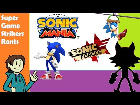 SGS Rants - The Good, The Bad, and the Sonic Fanbase...
