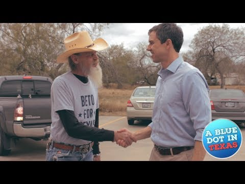 Beto O'Rourke Town Hall in Alice Texas