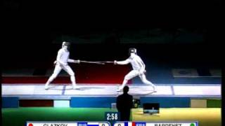 Fencing JWCH 2010 Mens Epee Gold Medal Match