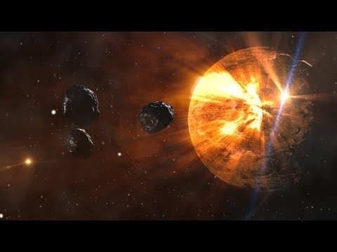 Top 5 largest asteroids in the Solar System