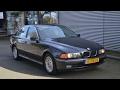 BMW 5 Serie 523I EXECUTIVE AIRCO VELGEN NETTE AUTO. !!