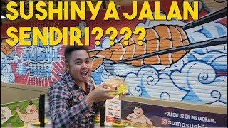 Sumo Sushi Bar, makan sushi kekinian di Semarang