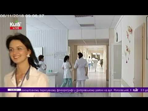 Телеканал Київ: 06.11.18 Столичні телевізійні новини 09.00