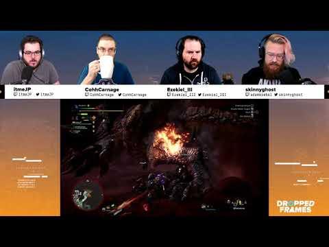 Dropped Frames - Week 130 - Monster Hunter World (Part 1)
