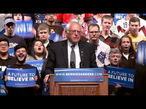 Momentum in Laramie, Wyoming | Bernie Sanders