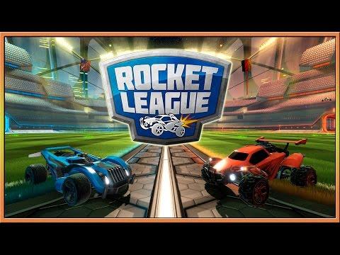 Rocket League или как я гонял в футбол на машине!!!