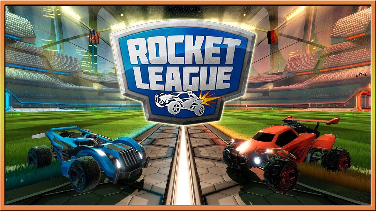 Играть в футбол на машинах rocket league играть