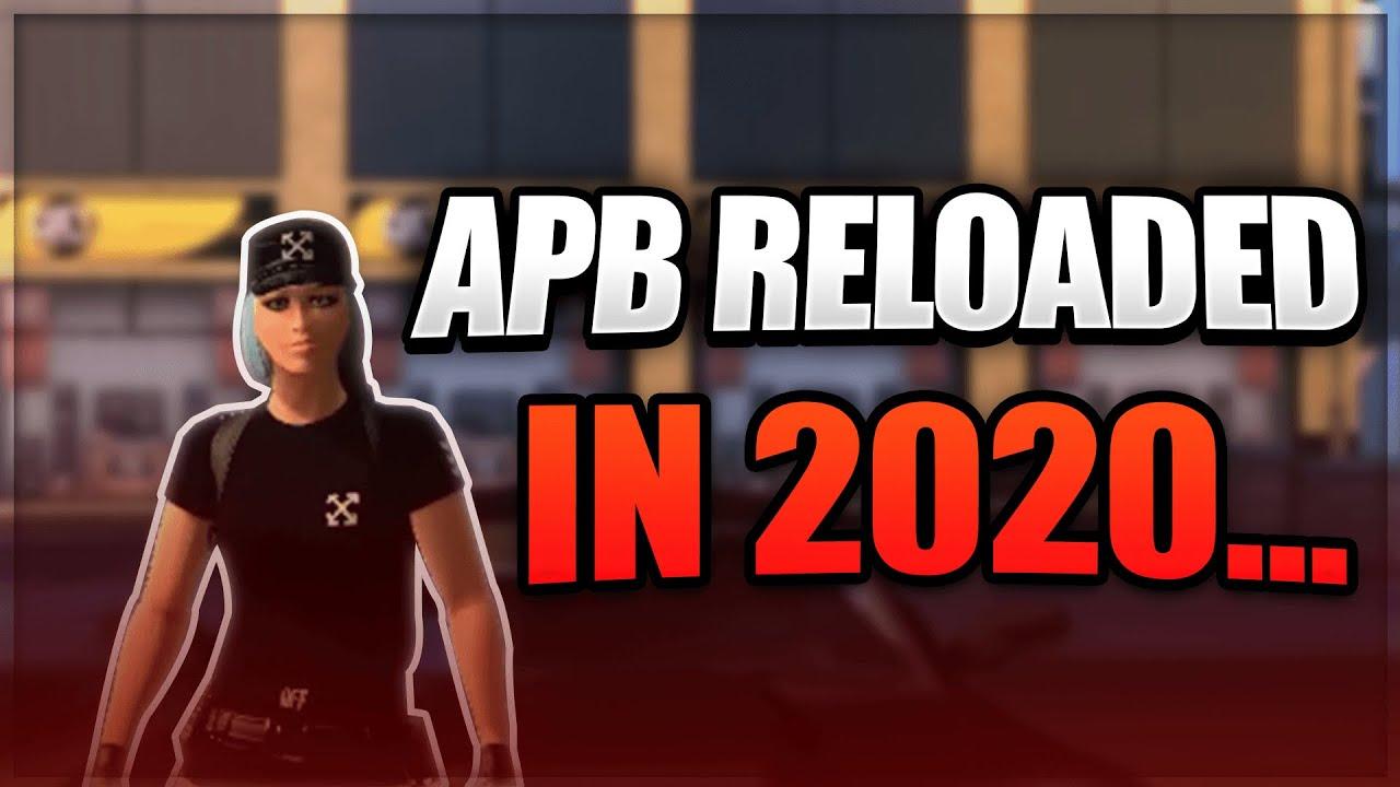 Download APB RELOADED in 2020.....