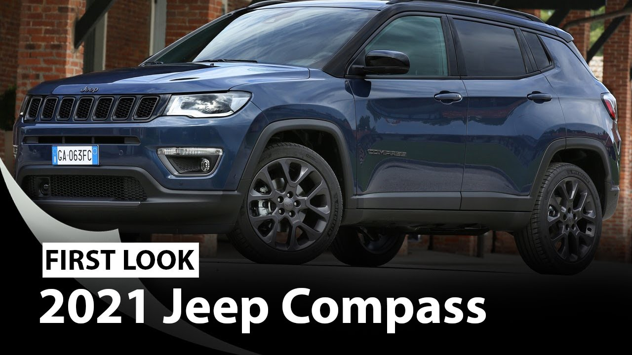 2021 Jeep Compass Firstlook Review And Other Details Youtube