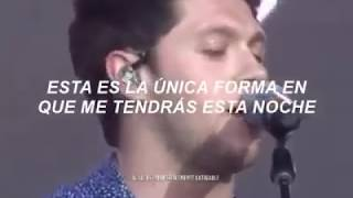 Video niall horan -  scared to be lonely ; español download MP3, 3GP, MP4, WEBM, AVI, FLV Maret 2018