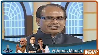 #ChunavManch: Defeating PM Modi in #LokSabhaElection2019 is impossible - Shivraj Singh Chouhan