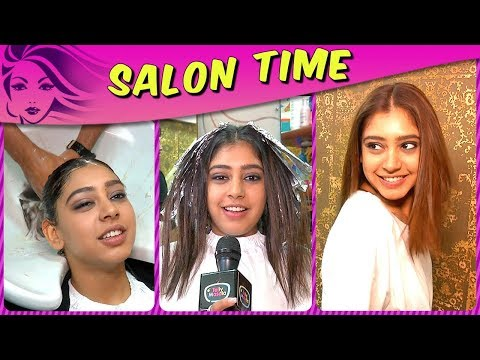 Niti Taylor Reveals Her Kaisi Yeh Yaariaan Seson 3 Look EXCLUSIVELY On TellyMasala | Salon Time