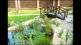 Симпатичные декоративные мостики для сада(Одно из красивейших конструкций ландшафтного дизайна - это, однозначно, декоративные мостики. Мостики,..., 2015-01-24T18:28:28.000Z)