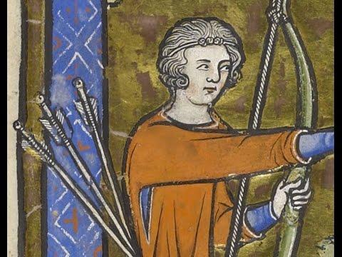 Historical Arrow Nocks and Bowstrings