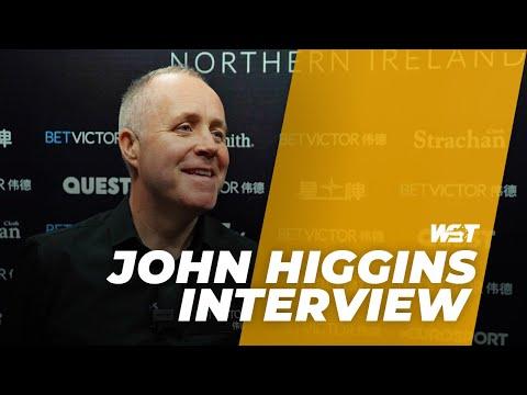 John Higgins Scores THREE Centuries To Reach Last 16 | BetVictor Northern Ireland Open