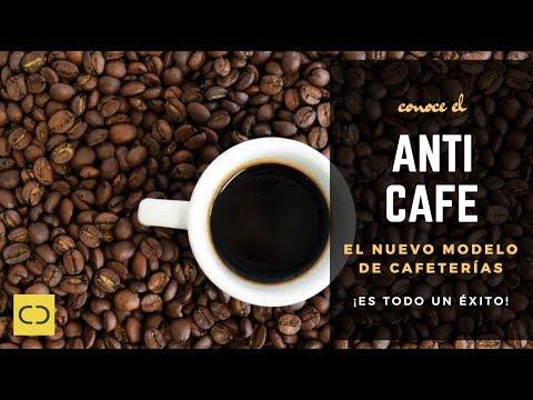 ESTE MODELO DE CAFETERÍA ES UN ÉXITO ROTUNDO - ANTICAFÉ