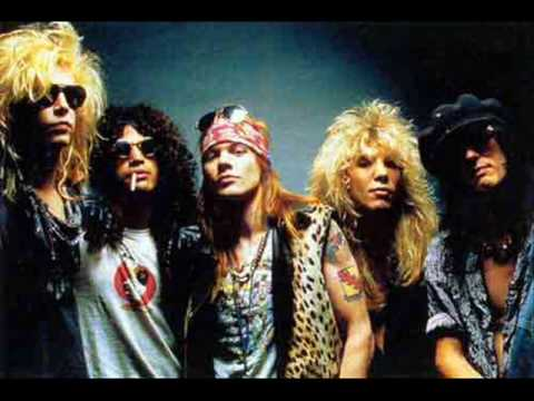 Guns N' Roses – Knockin' On Heaven's Door (Use Your Illusion II studio version)