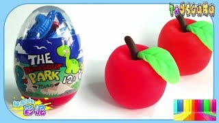 Making Play Doh Toys For Kids | Colors Clay Toys For Children | Video For Kid #01