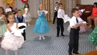 Красивый танец на выпускной