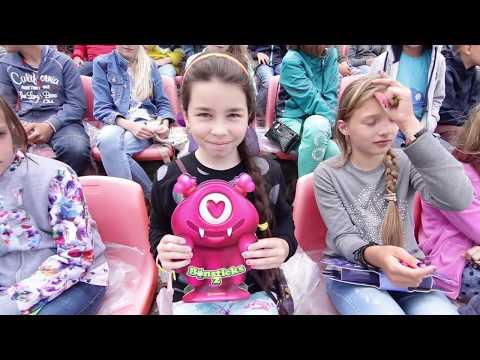 Бонстики в детском лагере Зубренок (13.06.2017)