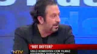 Cem Yılmaz'dan futbol yorumları NTV spor