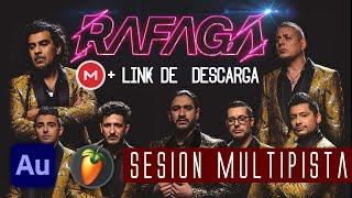 MULTITRACK RAFAGA - Luna, Ráfaga de Amor (Descarga Gratuita)