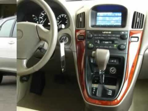 Lexus Rx Luxury Suv Youtube