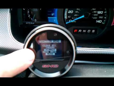 Ford Ecoboost Aeroforce Gauge Demo Youtube