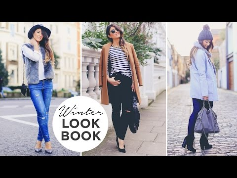 Winter Lookbook | Mimi Ikonn