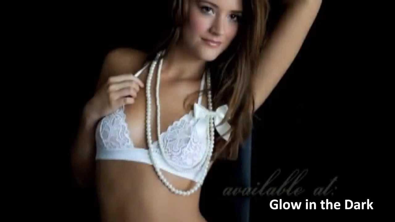 826f615a8 Lumini svietiace spodné prádlo Glow in the Dark - YouTube