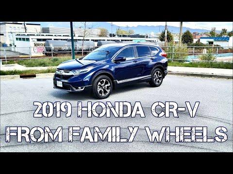 2019 Honda CR-V Full Review From Family Wheels
