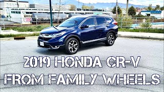 2019 Honda CR-V Full Review From Family Wheels