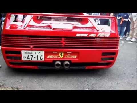 Ferrari Koenig Specials Competition Evolution 1000ps sound!!