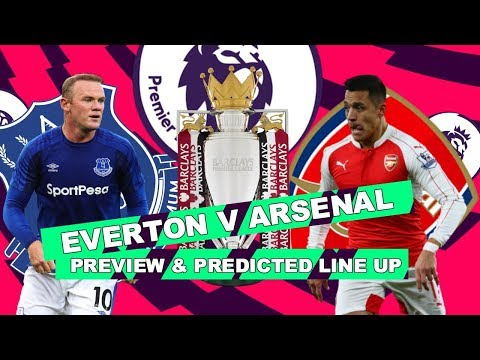 EVERTON V ARSENAL - THIS IS A MUST WIN GAME FOR BOTH OF US - MATCH PREVIEW