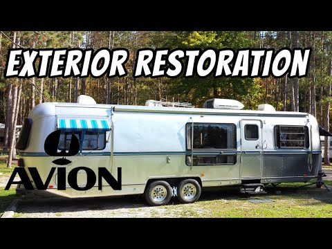 Silver Avion - Rv Restoration, Rv Maintenance,  Com Rv